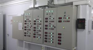 Установка автоматики систем кондиционирования
