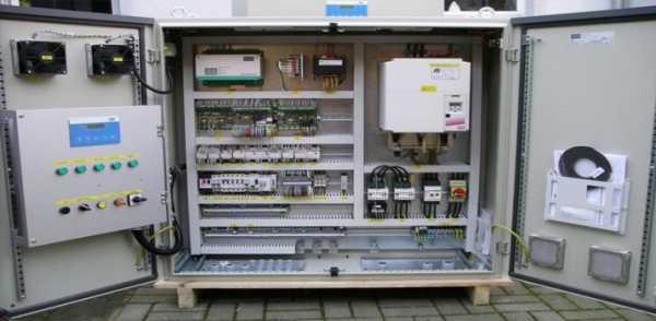 монтаж автоматики систем вентиляции